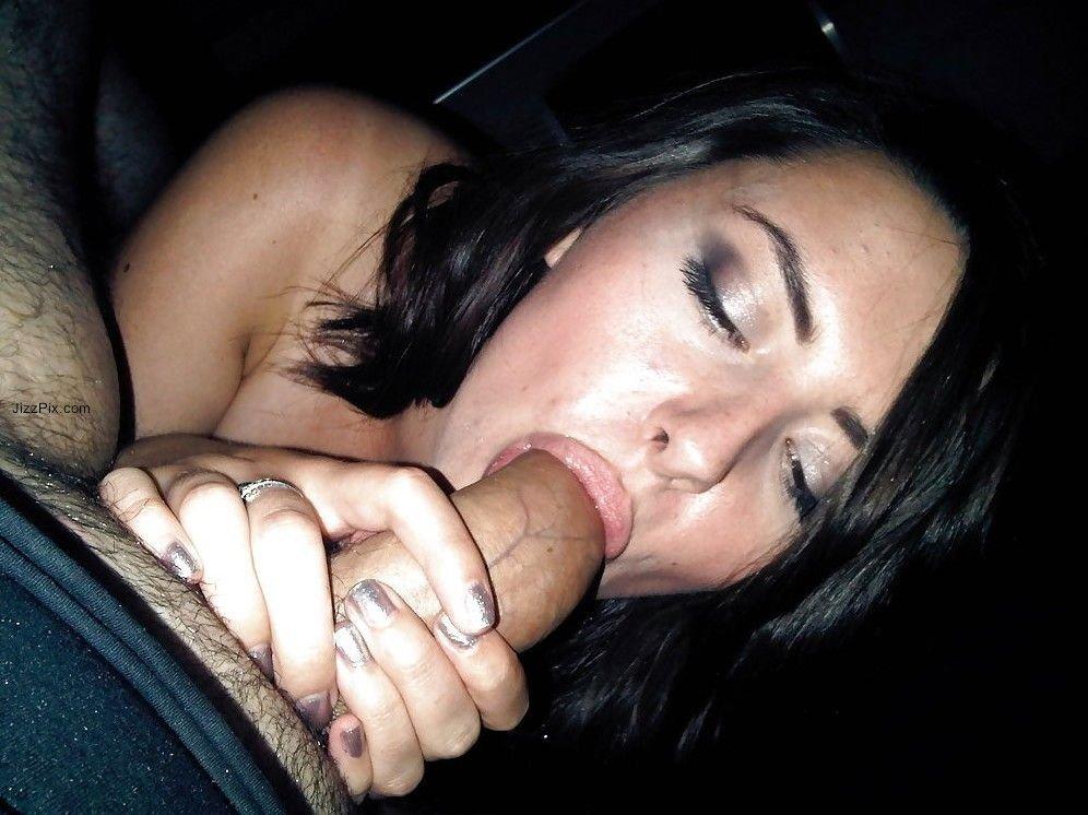 ex wife blowjob