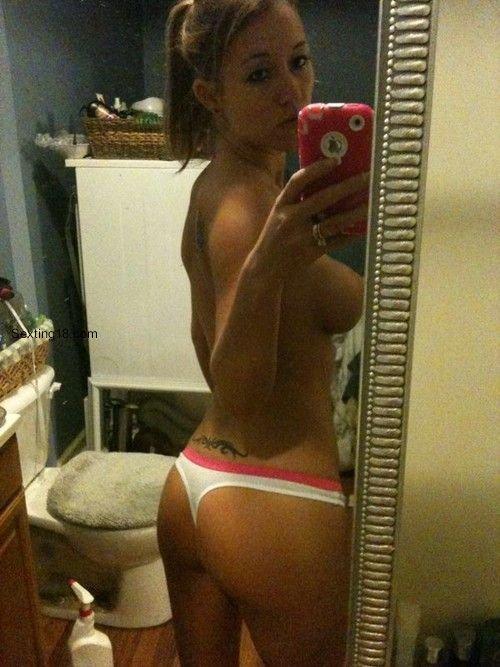 Big tit girl sucks dick